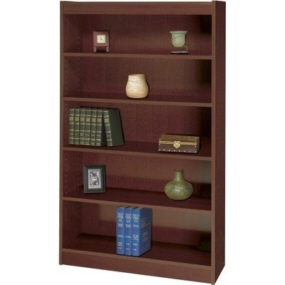 Safco Square-Edge Bookcase SAF1504MHC by Safco