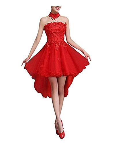 high low corset dress - 6