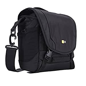 Case Logic DSM-101 Luminosity Small DSLR Messenger Bag (Black)