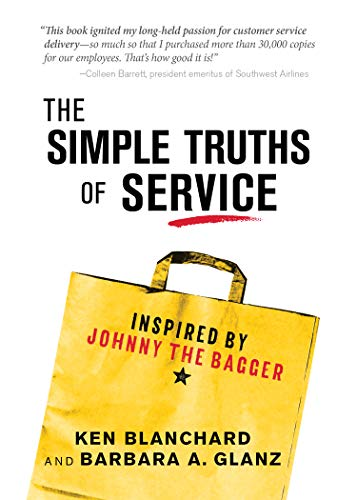 (The Simple Truths of Service: Inspired by Johnny the Bagger (Ignite Reads))