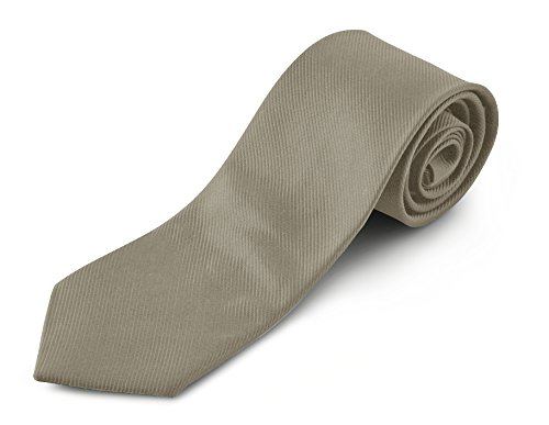 Solid Neck Tie Men Harvest product image