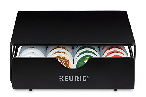 Keurig-5000197730-24ct-Storage-Drawer-Coffee-Machine-Accessory-24-Count-Black