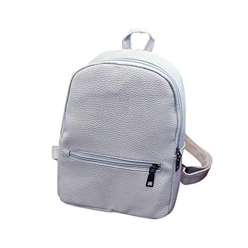 f86d226d5ced SHOPUS | Women Backpacks Girls Leather School Bag Travel Backpack ...