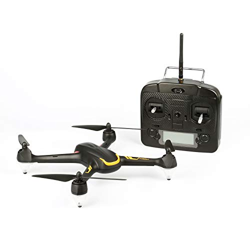 Hubsan X4 Drone with Brushless Motor 6 Axis Flips & Rolls 2.4GHz RC Quadcopter H109 RTF (Shielding Series Multi)