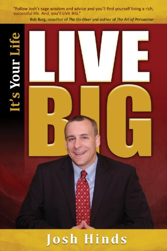 Its your life live big kindle edition by josh hinds religion its your life live big kindle edition by josh hinds religion spirituality kindle ebooks amazon fandeluxe Choice Image