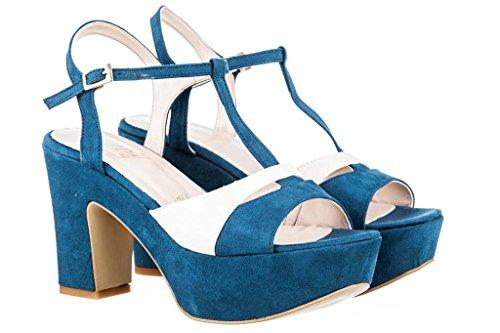 Sandalen Sandaletten aus Leder Schuhe Damen RIPA shoes - 25-17630