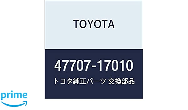Toyota 47707-17010 Disc Brake Caliper Bracket