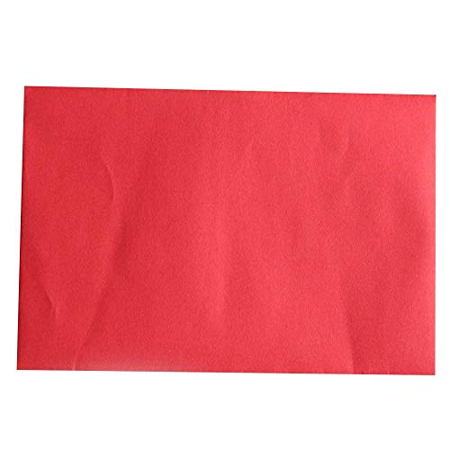 (Wedding Greeting - 1 Piece 12 19cm Solid Color Paper Square Envelope Red European Style Wedding Invitation Gift White - Paper Kraft Day Kraft Marriage Day Thank Card Paper Cards Card 3d T Ca)