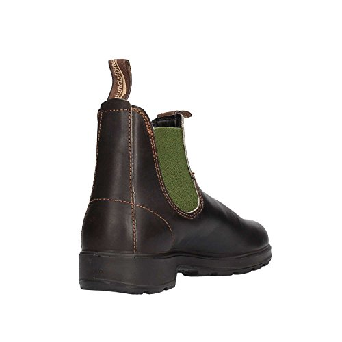 Boots Marrone 519 Leather Mens Blundstone FqIwtx