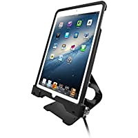 CTA Digital Anti-Theft Security Case with POS Stand for iPad (2017) and iPad Air (1-2) PAD-ASCS