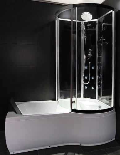 badewanne mit dusche preis 2 acquavapore dtp a l wanne badewanne dusche duschkabine - Badewanne Mit Dusche Preis 2