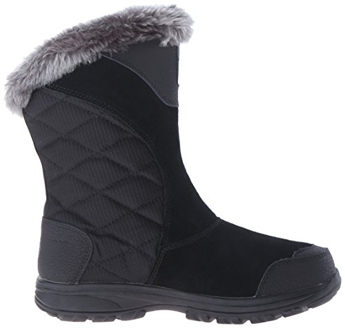Columbia Shale B Ii Slip Snow Boot Ice US Maiden Women's 11 Black vq6r8v