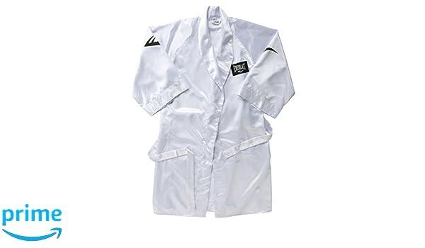 Everlast Bekleidung Fullength Boxing Robe - Bata de Boxeo, Unisex: Amazon.es: Zapatos y complementos