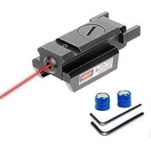 OTW Red Dot Gun Sight Laser Picatinny 20mm Standard Weaver Rail Mount for Pistol Handgun Gun Rifle