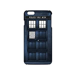 Cool-benz Blue police box 3D Phone Case for iPhone 6