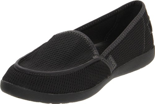 crocs Women's Melbourne RX Shoe,Black,10 M US