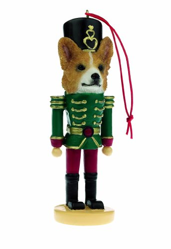 E&S Pets 35358-100 Soldier Dogs Ornament