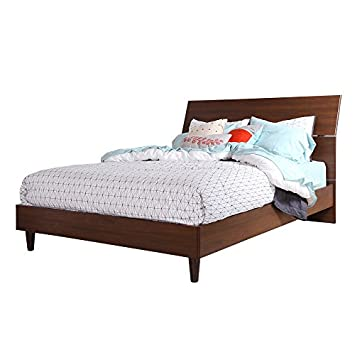 modern platform beds with storage south shore inch mid century bed headboard queen ideas wood