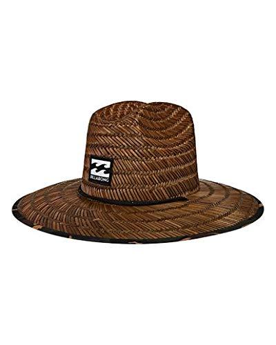 Billabong Camo - Billabong Men's Tides Print Lifeguard Straw Hat Camo One Size