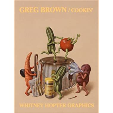 Cookin' Art Poster PRINT Greg Brown 18x24
