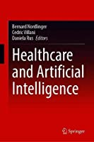 Healthcare and Artificial Intelligence Front Cover