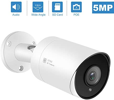 Hikvision Compatible Anpviz Microphone Lens Motion product image