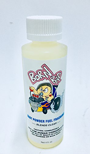 Power Plus Fuel Fragrance Baby Powder 4 oz.