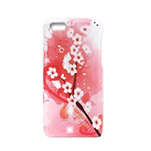 Cute Pink Lotus Cherry Blossoms Flowers Armor Phone Case For Kyocera Hydro Edge FREE Primo Tech Design Cartoon TOTE BAG