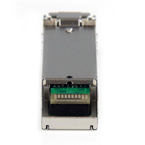StarTech Cisco Compatible Gigabit Fiber Single Mode 1.25 G SFP Transceiver Module with DDM – 12.4mi / 20 km (Mini-GBIC) by StarTech (Image #3)