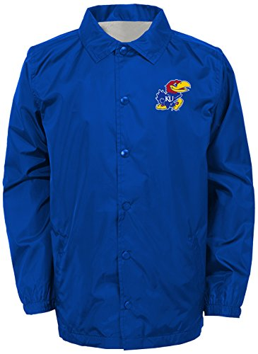 Kansas Jayhawks Coaches - OuterStuff NCAA Kansas Jayhawks Adult Men