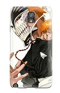 Premium Tpu Hollow Ichigo Cover Skin For Galaxy Note 3
