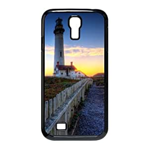 Lighthouse Samsung Galaxy S4 9500 Cell Phone Case Black Kzkwv