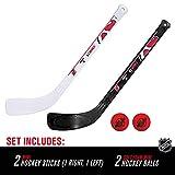 Franklin Sports NHL New Jersey Devils Mini Hockey
