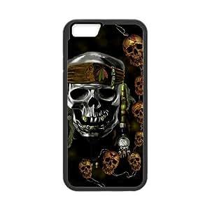 Custom Unique Design NHL Chicago Blackhawks Iphone 5C Silicone Case