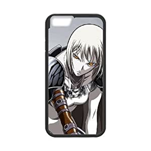 claymore manga iPhone 6 4.7 Inch Cell Phone Case Black Tribute gift PXR006-7648291