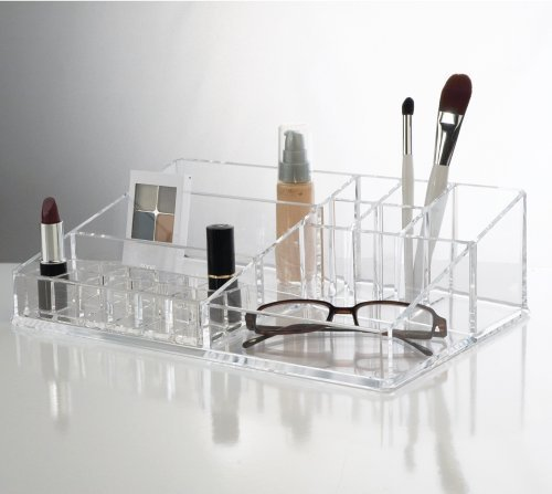 Acrylic Universal Cosmetic Organizer