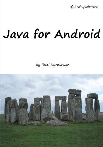 android programming language book pdf