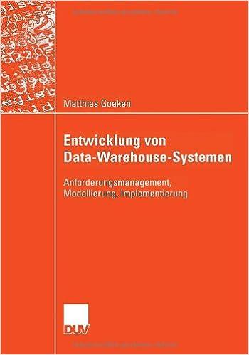 Entwicklung von Data-Warehouse-Systemen