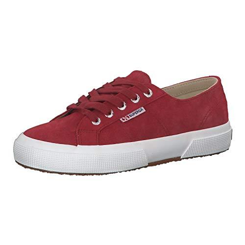 miste sueu 104 Dk per Scarlet adulti rosso Superga sneakers 2750 rosse wSqx5wgpt