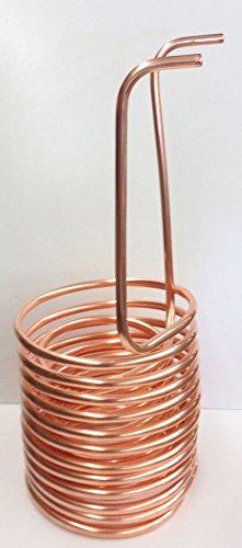 - Quick Chill Double(Twin) Copper Immersion Coil