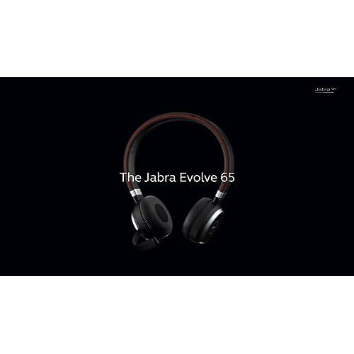 Jabra Evolve 75 Uc Wireless Headset Tiendamia Com