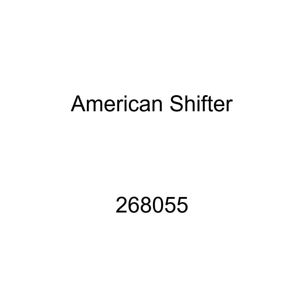 American Shifter 268055 Green Flame Metal Flake Shift Knob with M16 x 1.5 Insert Black Shift Pattern 6n