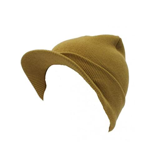 cheap Khaki_Men Women Boy Girl Winter Skate Ski Sport Beanie (US Seller) on sale