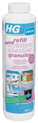 HG Hagesan Moisture Absorber Refill Granules - Lavender by HG HG Hagesan (UK) Ltd
