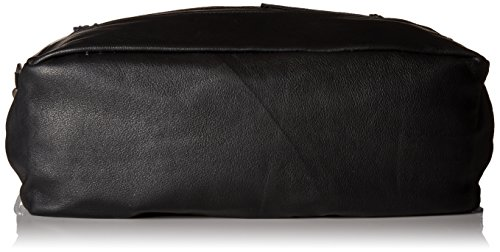 Liebeskind Queens Black Leather Oil Hobo Berlin Women's rTOqEwx1r