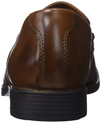 Tilden Way Leather Marrone Tan Mocassini Clarks Uomo zS8Cwwq
