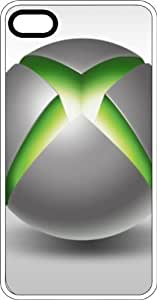 Xbox Ball White Rubber Case for Apple iPhone 5 or iPhone 5s