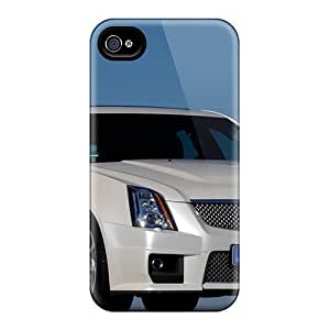 For Iphone 5/5S Case Cover Slim [ultra Fit] Cadillac Cts V Sport Wagon 2011 Protective Cases Covers
