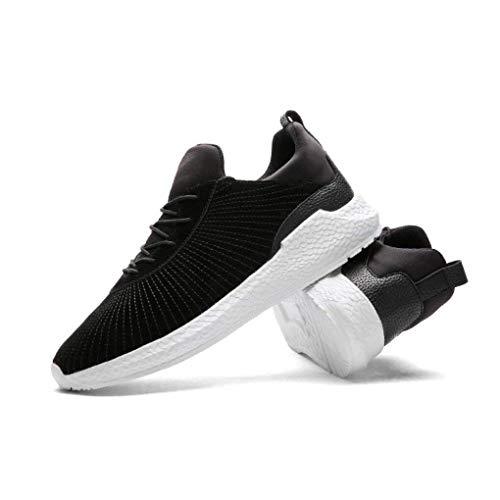 De B Para Deporte Transpirables 2018 Tamaño Zapatillas Salvajes color 40 B Tide Coreana Versión Hombre Deportivos Caminar Zapatos dRTx5qw