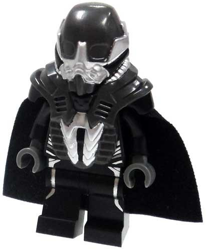 LEGO DC Universe Super Heroes Loose General Zod Minifigure